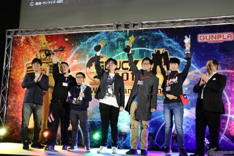 GBWC 2018 Champions